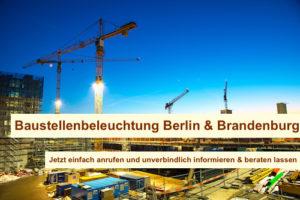 Baustellenbeleuchtung Berlin - Baustellenlampe
